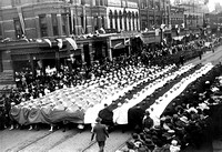 June 5th,  1917. Registration Day Parade