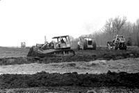 Construction of Highway 172