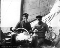 Sailing with Arthur Neville