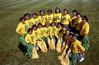 The Green Bay Packerettes